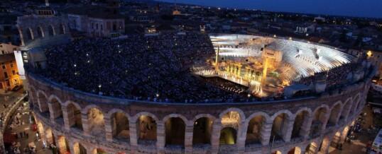 Arena di Verona – 94° stagione lirica