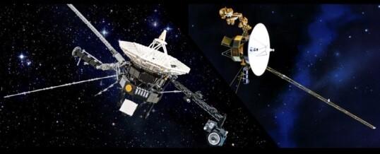 Le spedizioni Voyager e la musica classica raggiunge il cosmo